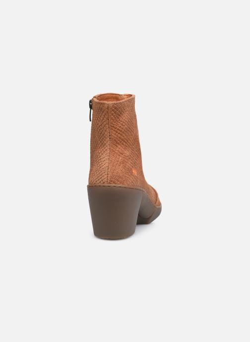 Stiefeletten & Boots Art ROTTERDAM 1561P braun ansicht von rechts