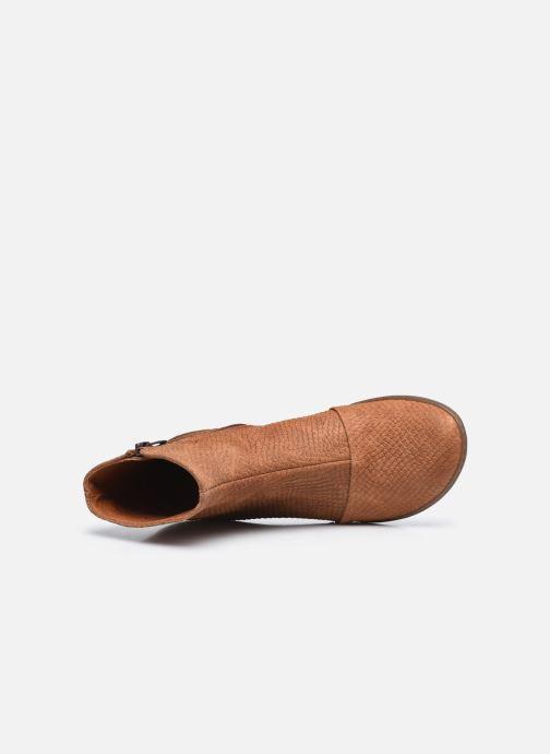 Stiefeletten & Boots Art ROTTERDAM 1561P braun ansicht von links