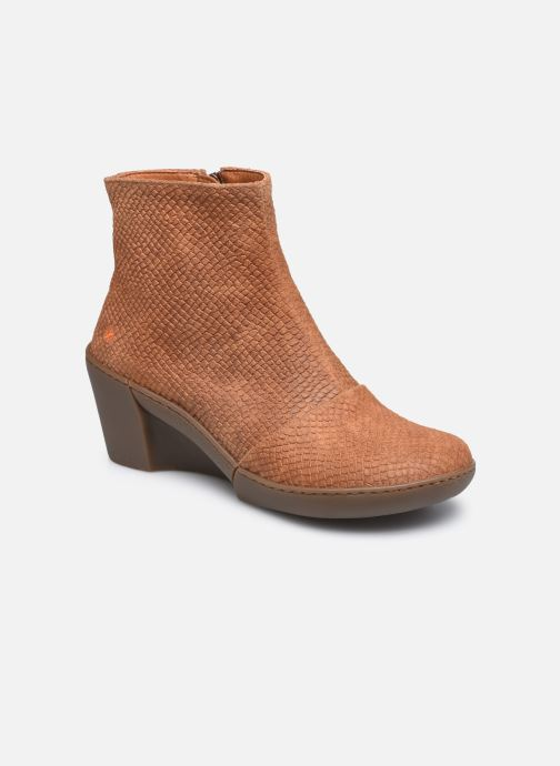 Stiefeletten & Boots Art ROTTERDAM 1561P braun detaillierte ansicht/modell