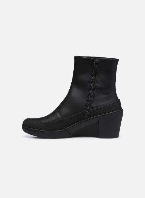 Boots en enkellaarsjes Art ROTTERDAM 1568 Zwart voorkant