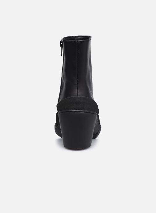 Boots en enkellaarsjes Art ROTTERDAM 1568 Zwart rechts