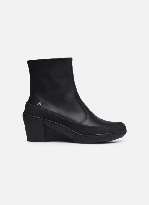 Boots en enkellaarsjes Art ROTTERDAM 1568 Zwart achterkant