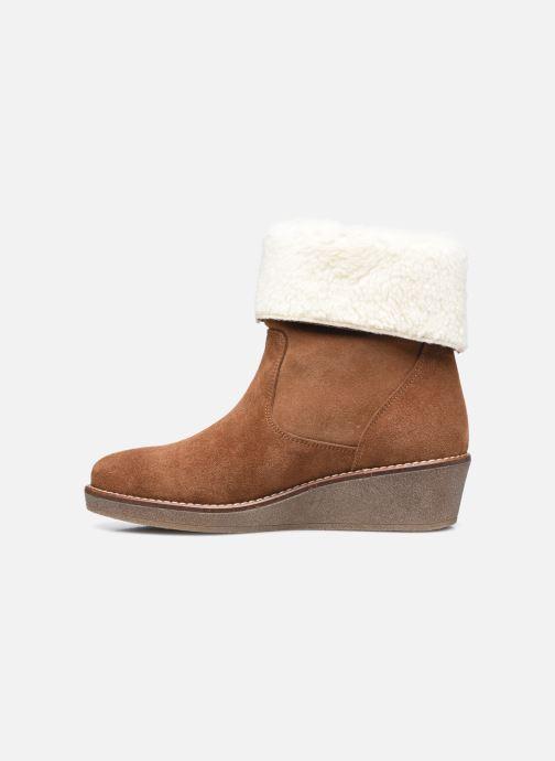 Stiefeletten & Boots Georgia Rose Soft Armelle braun ansicht von vorne