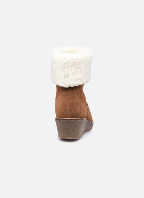 Stiefeletten & Boots Georgia Rose Soft Armelle braun ansicht von rechts