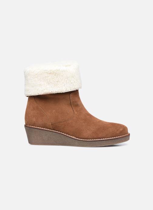 Stiefeletten & Boots Georgia Rose Soft Armelle braun ansicht von hinten