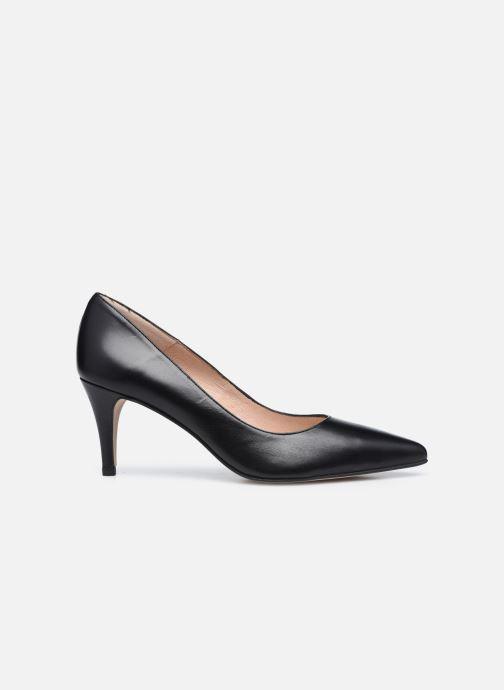 Zapatos de tacón Georgia Rose Anguilla Negro vistra trasera