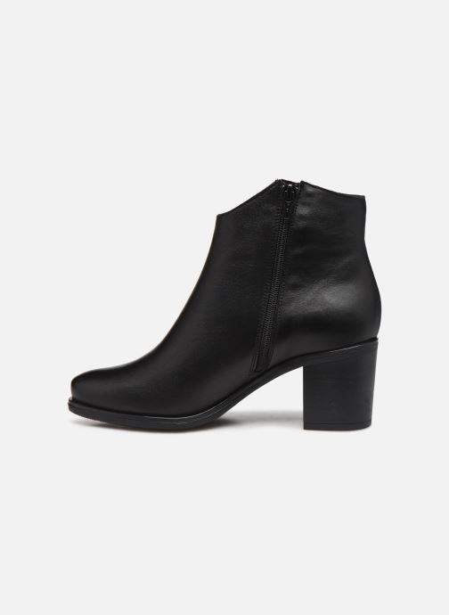 Boots en enkellaarsjes Georgia Rose Soft Izao Zwart voorkant