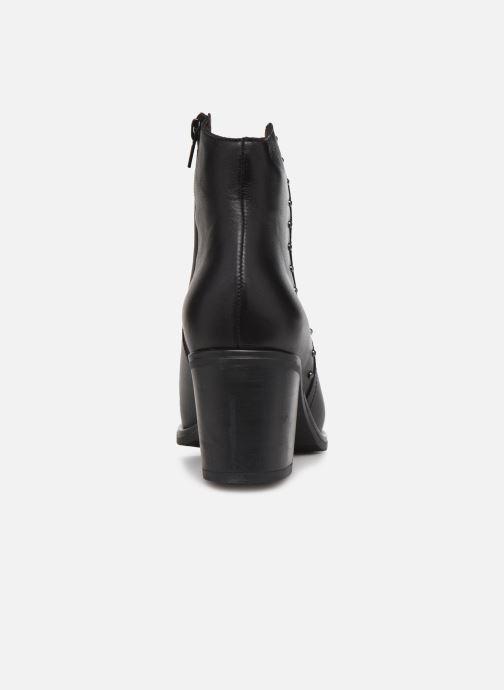 Boots en enkellaarsjes Georgia Rose Soft Izao Zwart rechts
