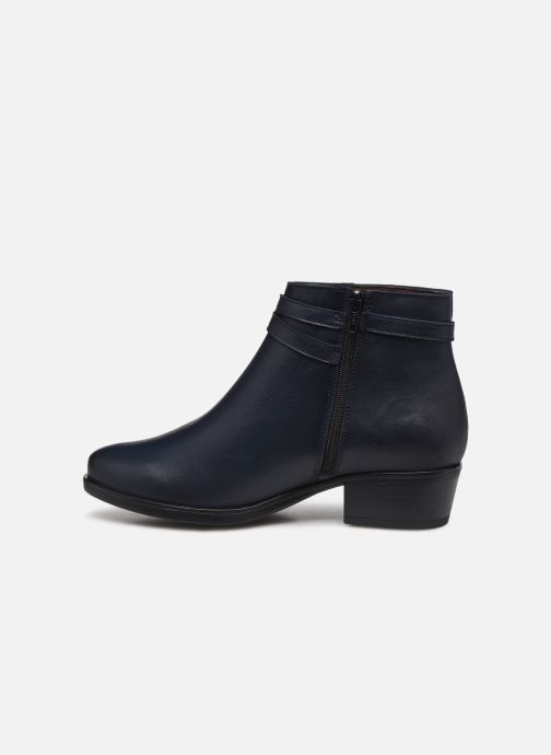 Bottines et boots Georgia Rose Soft Inès Bleu vue face