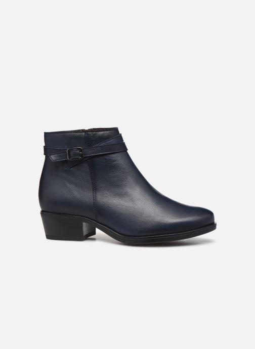 Bottines et boots Georgia Rose Soft Inès Bleu vue derrière