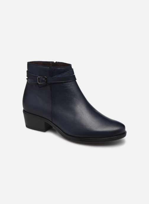 Bottines et boots Georgia Rose Soft Inès Bleu vue détail/paire