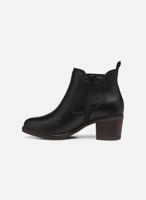 Bottines et boots Georgia Rose Soft Ivana Noir vue face