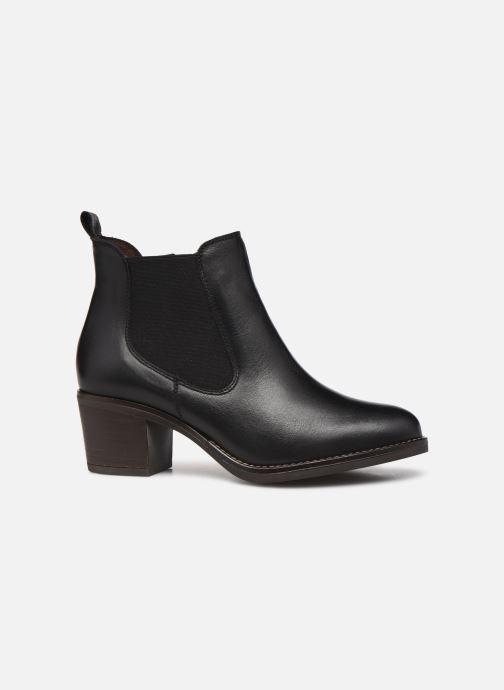 Bottines et boots Georgia Rose Soft Ivana Noir vue derrière