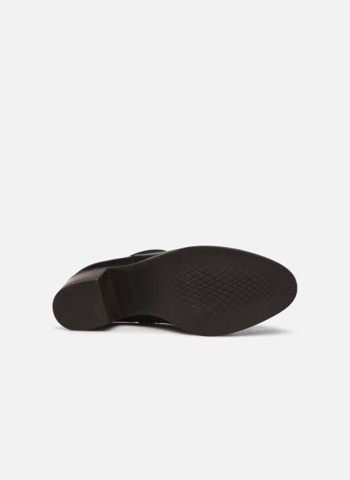 Stiefeletten & Boots Georgia Rose Soft Ivana schwarz ansicht von oben