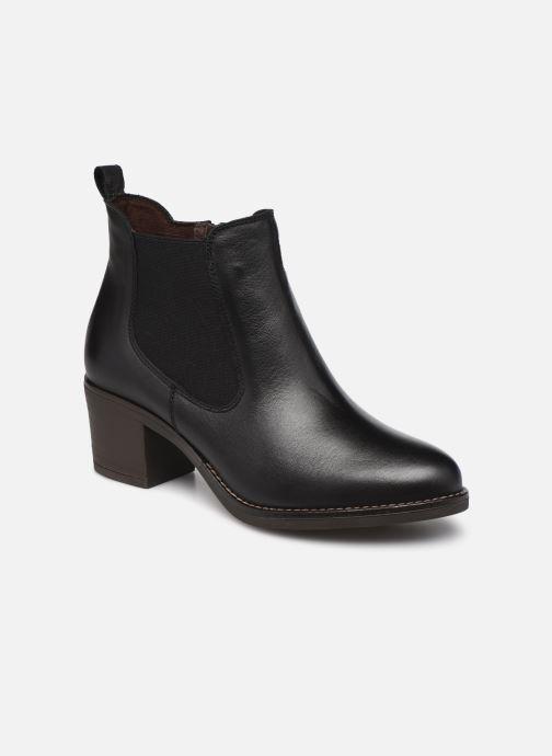 Bottines et boots Georgia Rose Soft Ivana Noir vue détail/paire