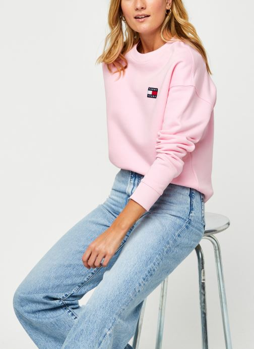 Sweatshirt - TJW Tommy Badge Crew
