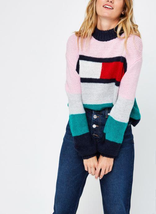 Vêtements Accessoires TJW Bell Sleeve Flag Sweater