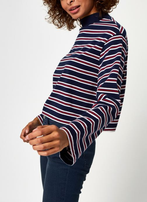 Tøj Accessories TJW Striped Hybrid Longsleeve