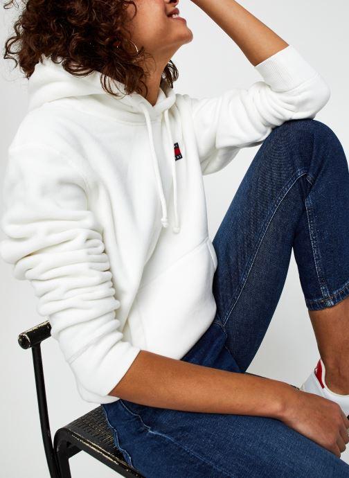 Sweatshirt hoodie - Tjw Badge Polar Fleece Hoodie