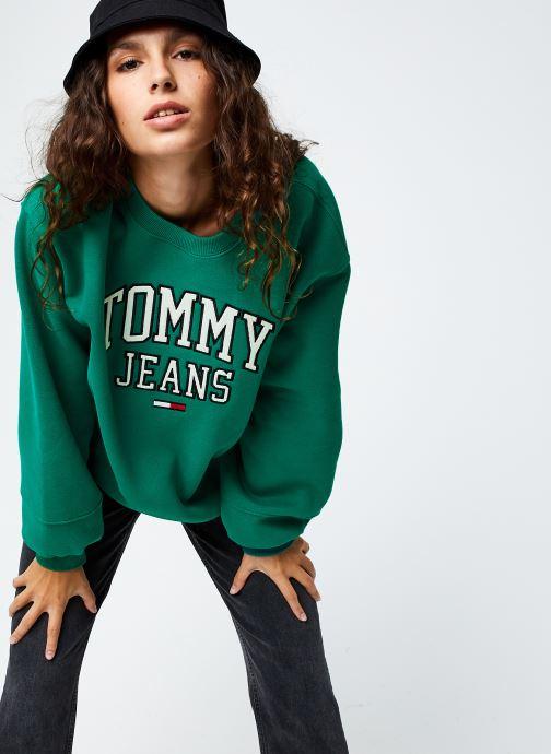 Sweatshirt hoodie - Tjw Collegiate  Logo Crew