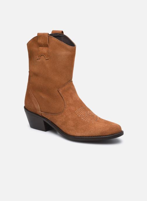Stiefeletten & Boots Georgia Rose Ally braun detaillierte ansicht/modell