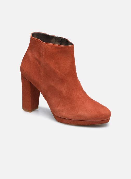 Stiefeletten & Boots Georgia Rose Andra braun detaillierte ansicht/modell