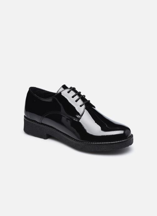 Chaussures à lacets Georgia Rose Azylis Noir vue détail/paire