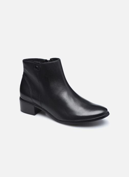 Bottines et boots Georgia Rose Soft Wandy Noir vue détail/paire