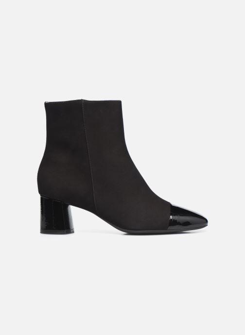 Bottines et boots Georgia Rose Soft Wisquar Noir vue derrière