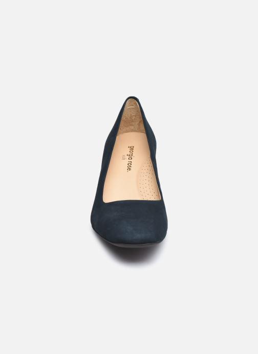 Escarpins Georgia Rose Soft Wictoria Bleu vue portées chaussures