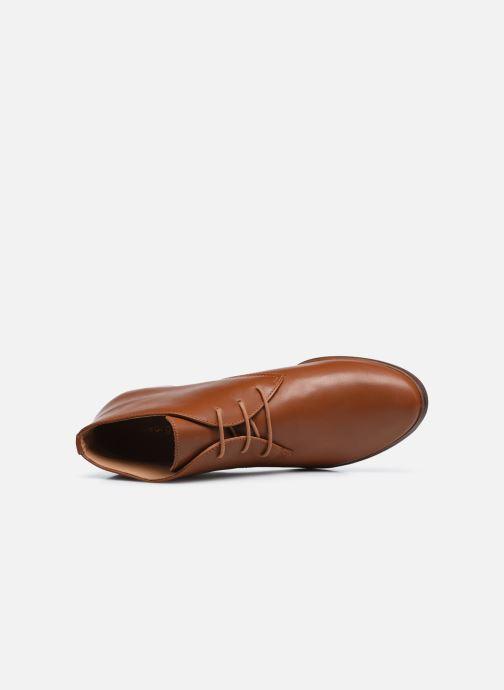 Chaussures à lacets Georgia Rose Soft Walace Marron vue gauche