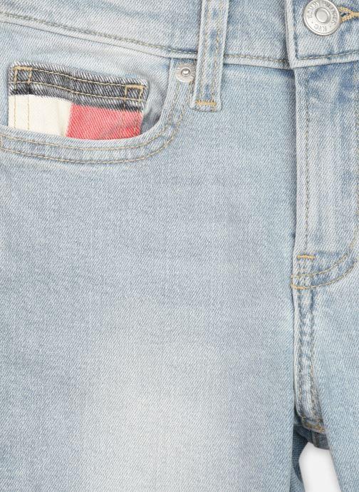 Vêtements Tommy Hilfiger Spencer Shorts - Bldstr Bleu vue face