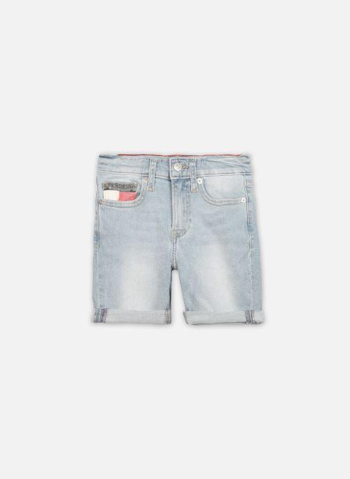 Vêtements Tommy Hilfiger Spencer Shorts - Bldstr Bleu vue détail/paire