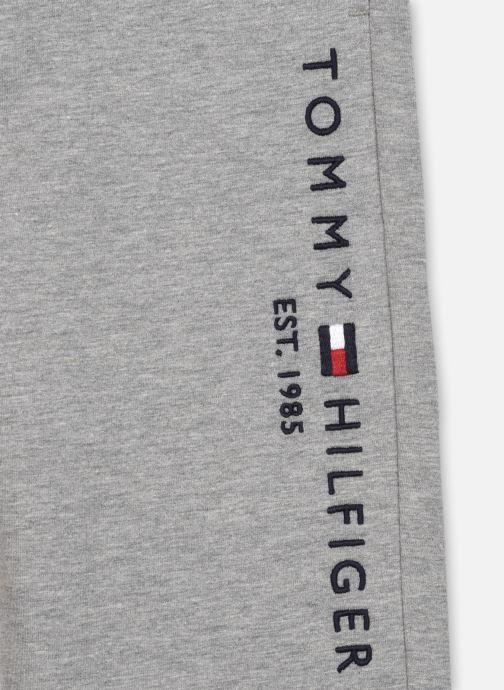 Vêtements Tommy Hilfiger Essential Sweatpants Gris vue face