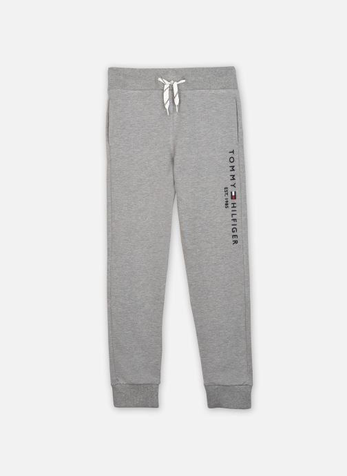 Vêtements Tommy Hilfiger Essential Sweatpants Gris vue détail/paire
