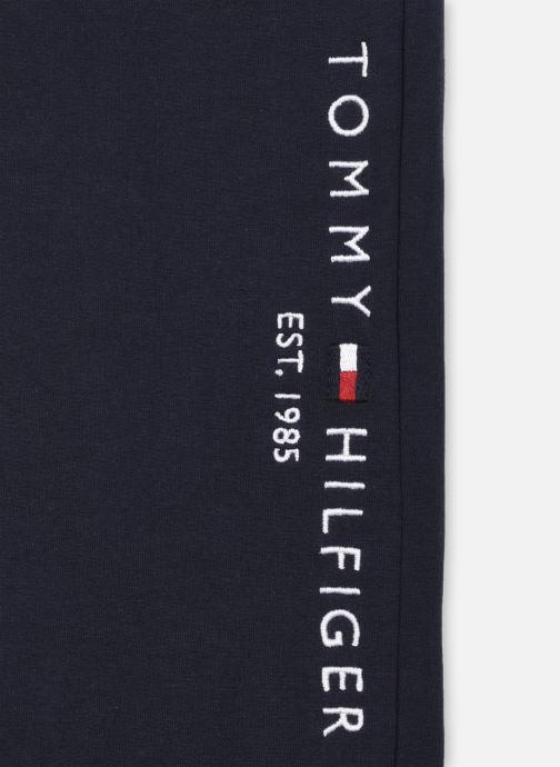 Vêtements Tommy Hilfiger Essential Sweatpants Bleu vue face