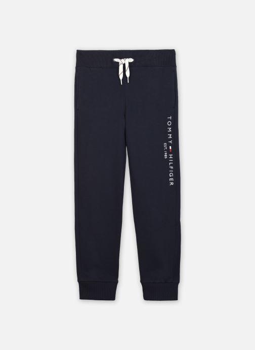 Vêtements Tommy Hilfiger Essential Sweatpants Bleu vue détail/paire