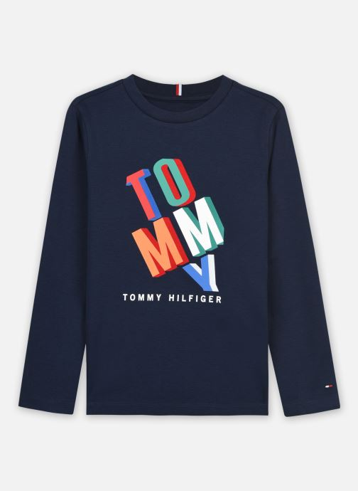 T-shirt manches longues - Fun Text Graphic Tee L/S