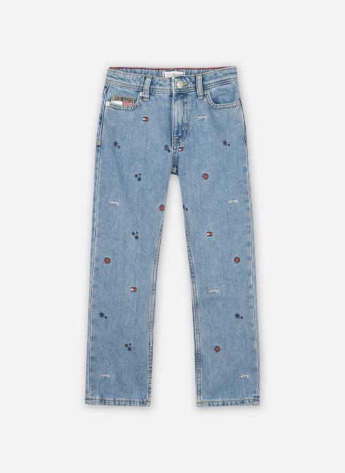 Vêtements Tommy Hilfiger Harper Straight - Allemstw Bleu vue détail/paire