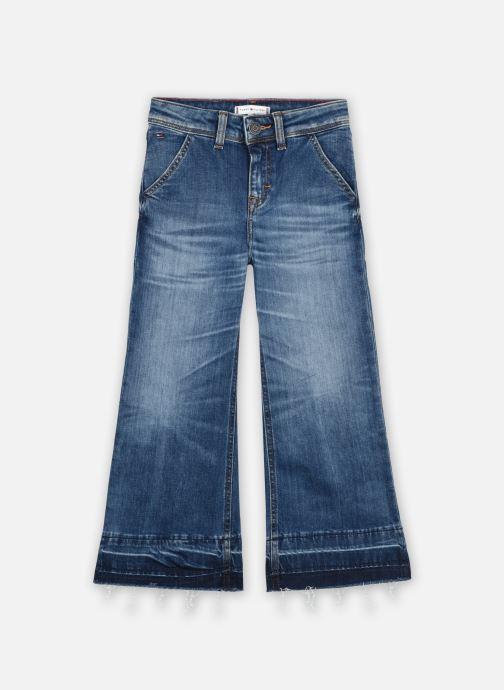 Vêtements Tommy Hilfiger Wide Leg - Auherdks Bleu vue détail/paire