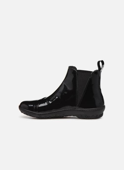 Bottines et boots Art ANTIBES 1428C Noir vue face
