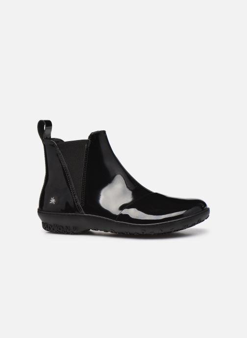 Bottines et boots Art ANTIBES 1428C Noir vue derrière