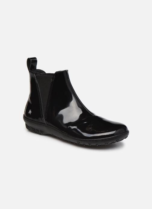 Boots en enkellaarsjes Art ANTIBES 1428C Zwart detail