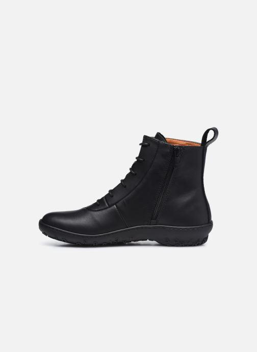 Bottines et boots Art ANTIBES 1424 Noir vue face