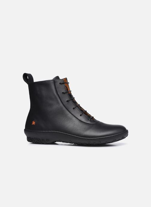 Bottines et boots Art ANTIBES 1424 Noir vue derrière