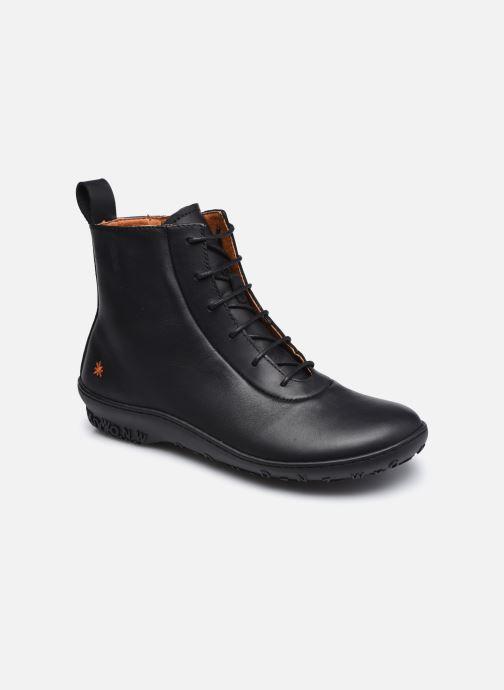 Bottines et boots Art ANTIBES 1424 Noir vue détail/paire