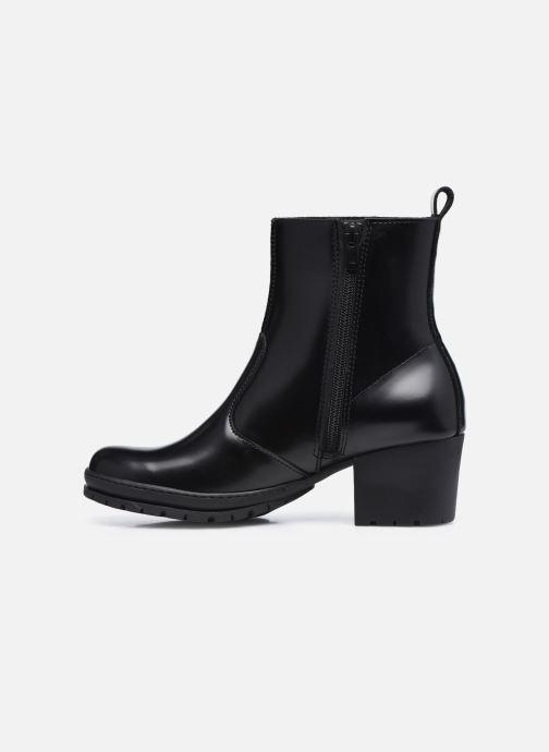 Stiefeletten & Boots Art CAMDEN 1249 schwarz ansicht von vorne