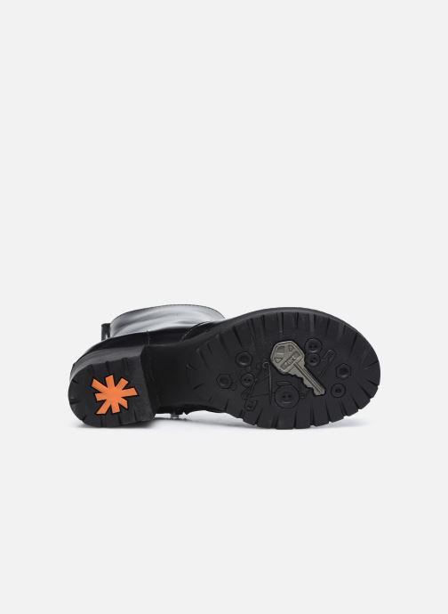 Stiefeletten & Boots Art CAMDEN 1249 schwarz ansicht von oben