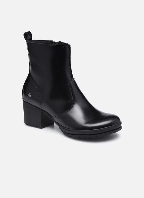 Boots en enkellaarsjes Art CAMDEN 1249 Zwart detail