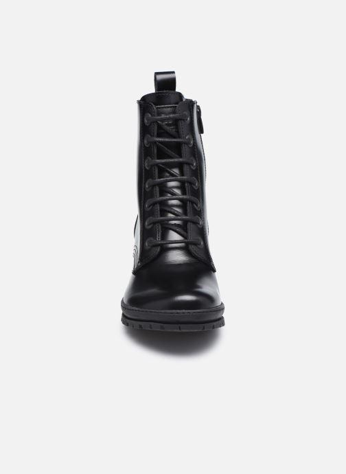 Bottines et boots Art CAMDEN 1234 Noir vue portées chaussures